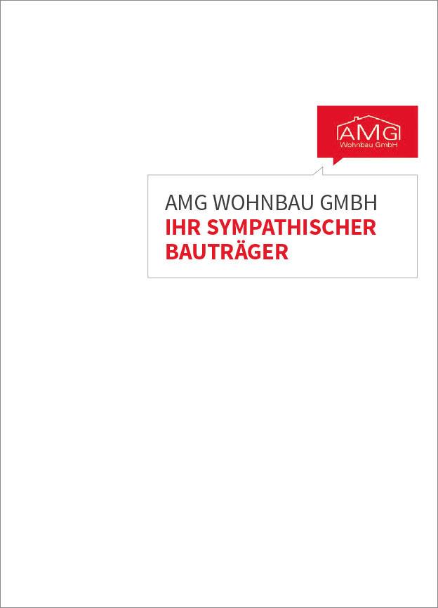 AMG Wohnbau Broschüre