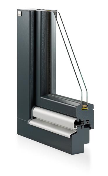 Niveau Holzfenster topline_sr