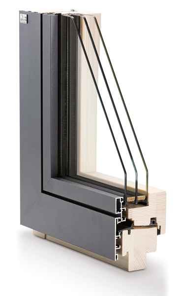 Niveau_Holz-Aluminiumfenster royalcontour