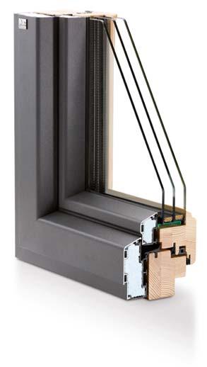 Niveau Passivhaus Holz-Aluminiumfenster kombi_royal_plus