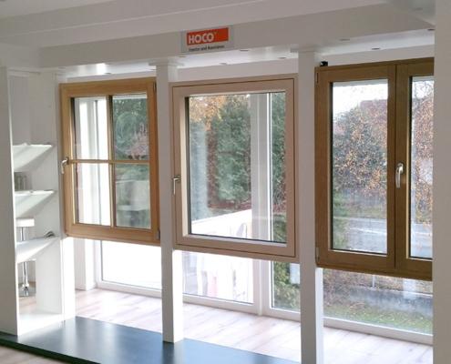 Ausstellung Fenster